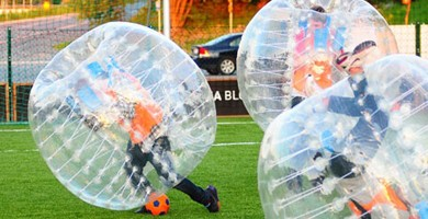 KickZorb Events